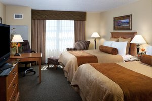 Room - Clubhouse Hotel & Suites Sioux Falls
