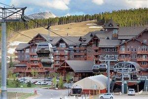 Exterior view - One Ski Hill Place Condos Breckenridge