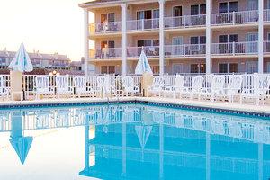 Exterior view - Sandpiper Beach Club Hotel Cape May