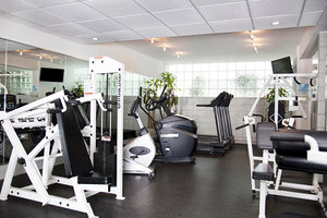 Fitness/ Exercise Room - Sandpiper Beach Club Hotel Cape May