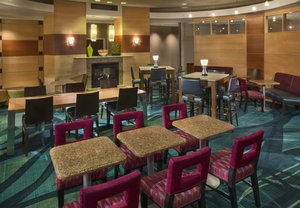 Restaurant - SpringHill Suites by Marriott Annapolis