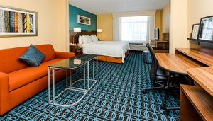 Room - Fairfield Inn & Suites by Marriott West Des Moines