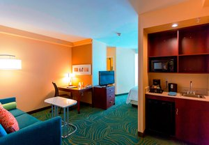 Room - SpringHill Suites by Marriott Devens