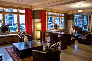 Lobby - Moore Hotel Seattle
