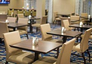 Restaurant - Courtyard by Marriott Hotel Englewood