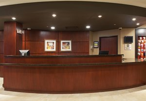 Lobby - Courtyard by Marriott Hotel Grand Junction