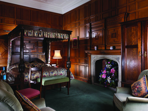 Panelled Four Poster Room