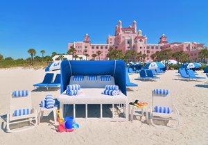 Beach Don Cesar Resort Spa St Pete
