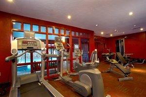 Fitness/ Exercise Room - Beaver Creek Lodge