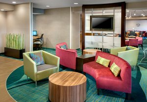 Lobby - SpringHill Suites by Marriott Willow Grove