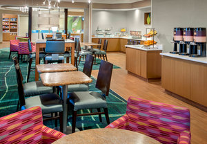 Restaurant - SpringHill Suites by Marriott Willow Grove