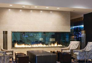 Lobby - Marriott Hotel Burlington