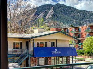 Exterior view - Boulder University Inn