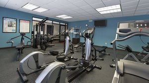 Fitness/ Exercise Room - Holiday Inn Express Hotel & Suites Spring