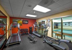 Fitness/ Exercise Room - Courtyard by Marriott Hotel Siegen Baton Rouge
