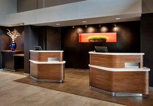 Lobby - Courtyard by Marriott Hotel Parsippany