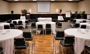 Meeting Facilities - Sandman Hotel Lethbridge