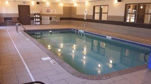Pool - Holiday Inn Express Hotel & Suites Northwest Emporia