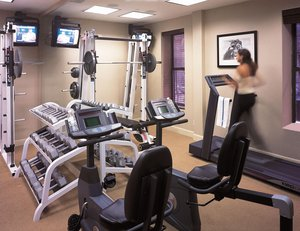 Fitness/ Exercise Room - Washington Jefferson Hotel Times Square NYC