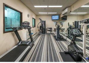 Fitness/ Exercise Room - Holiday Inn Express Winnemucca