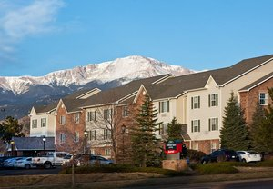 Exterior view - TownePlace Suites by Marriott Colorado Springs