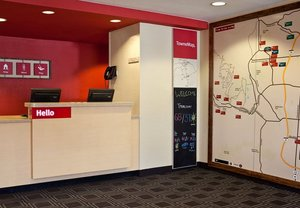 Map - TownePlace Suites by Marriott Colorado Springs