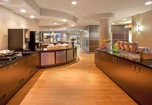 Restaurant - SpringHill Suites by Marriott Bloomington