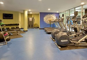 Fitness/ Exercise Room - SpringHill Suites by Marriott Bloomington