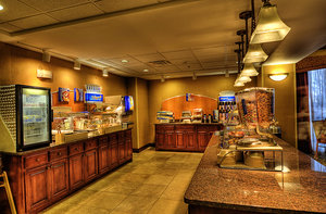Restaurant - Holiday Inn Express Hotel & Suites Sioux City