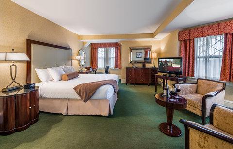 Wayne Hotel King Superior