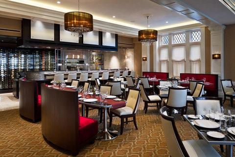 Paramour Dining Room at Wayne Hotel