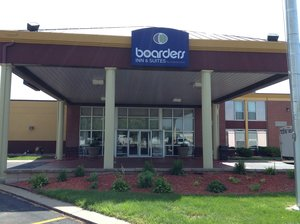 Exterior view - Boarders Inn & Suites Grand Island