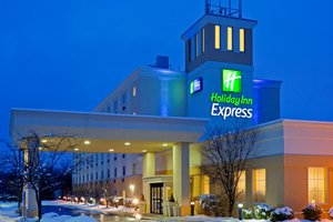 Exterior view - Holiday Inn Express Pittston