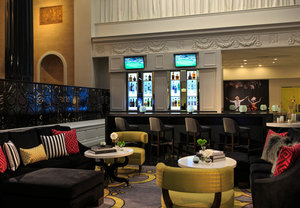 Lobby - Courtyard by Marriott Hotel Tremont Boston