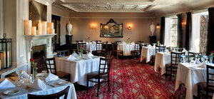 Restaurant - Inn at Fox Hollow Woodbury