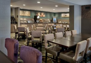 Restaurant - Fairfield Inn & Suites by Marriott Great Barrington