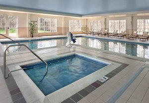 Fitness/ Exercise Room - Fairfield Inn & Suites by Marriott Great Barrington