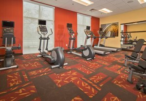 Fitness/ Exercise Room - Courtyard by Marriott Hotel Glassboro