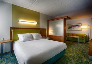 Room - SpringHill Suites by Marriott Ewing Township