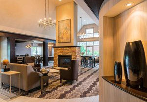 Lobby - Residence Inn by Marriott Worcester