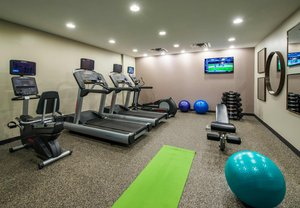 Fitness/ Exercise Room - Residence Inn by Marriott Worcester