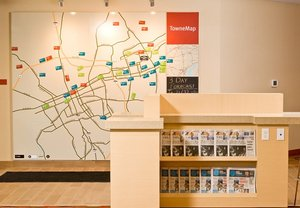 Map - TownePlace Suites by Marriott York