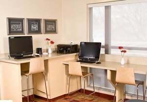 Conference Area - TownePlace Suites by Marriott York