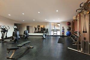 Fitness/ Exercise Room - Radisson Hotel at Cross Keys Baltimore