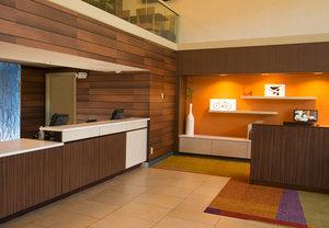 Lobby - Fairfield Inn & Suites by Marriott Sharonville