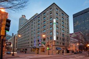 Lobby - Holiday Inn Express Downtown Atlanta