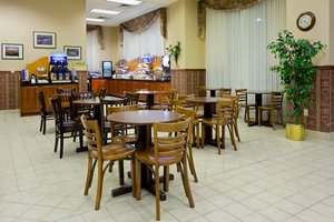 Restaurant - Holiday Inn Express Pittston