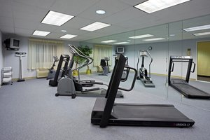 Fitness/ Exercise Room - Holiday Inn Express Pittston