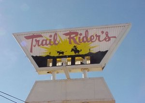 Exterior view - Trail Riders Inn Tombstone
