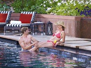 Pool - Little Nell Hotel Aspen